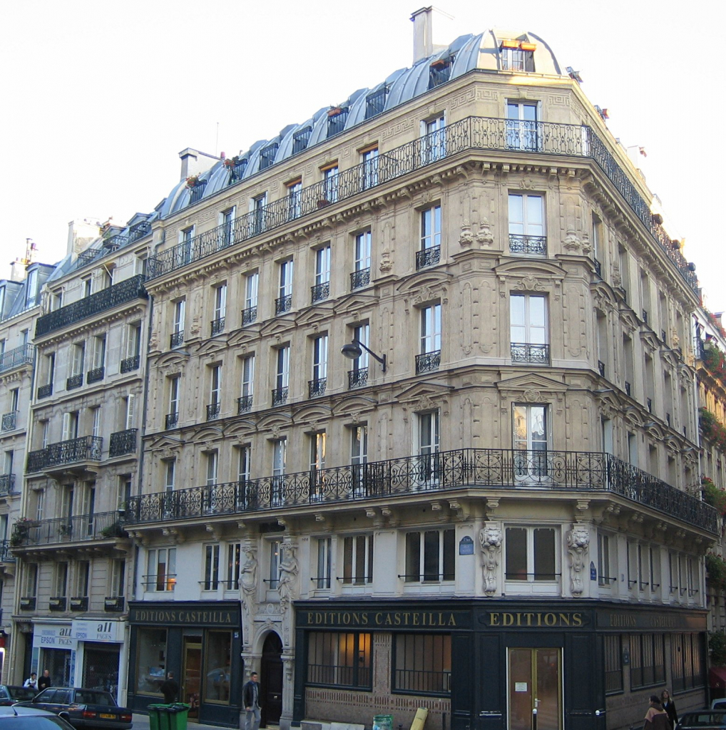 Bâtiment Haussmannien - NovAccess